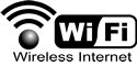 Wireless Internet Access Available